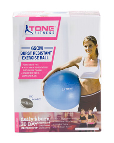65cm Burst Resistant Exercise Ball