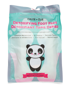 10pk Peppermint Detox Foot Pads