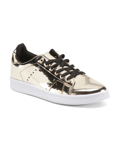 Mentor Metallic Sneakers