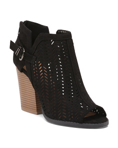 Barnes Perforated Booties