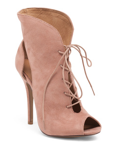 Julius Ankle Heel Booties