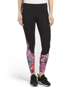 Print Bottom Leggings