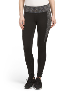 Inner Brush Space Dye Leggings