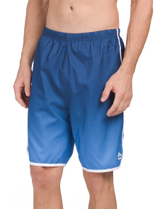 Hybrid Swim Trunks With Compression