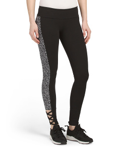 Tummy Control Print Leggings