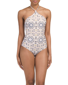 Made In USA One-piece Swimsuit