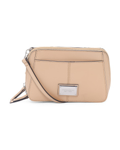 Bella Belt Leather Bag