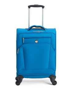 20in Jacquard Softside Carry-on
