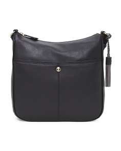 Shelly Leather Hobo