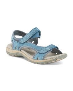 Suede River Sandals
