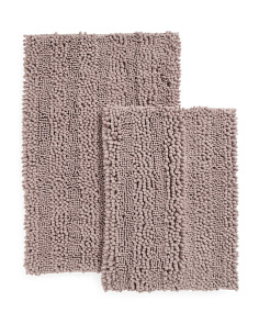 San Remo Set Of 2 Bath Rugs
