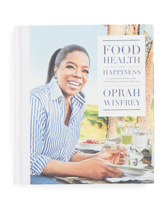 Food Health & Happiness Lifestyle Book