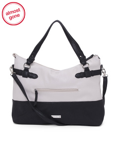 Katelina Tote With Strap
