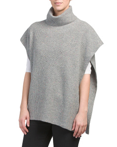 Cashmere Tunic Sweater
