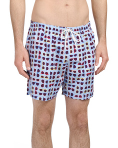 Sunglasses Swim Trunks