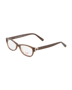 Oval Designer Optical Glasses