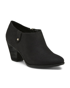 Memory Foam Low Booties