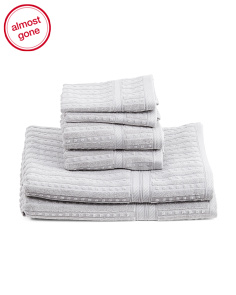 Made In India Naples Towel Set