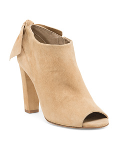 Made In Spain Dylan Suede Booties