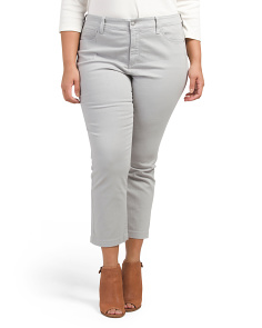 Plus Audrey Ankle Pants