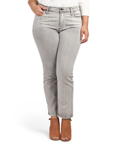 Plus Made In USA Sheri Skinny Jeans
