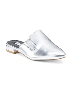 Cell Slip On Mules