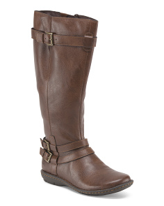 Wide Shaft Boots