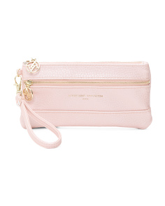Zip Pocket Wristlet
