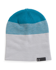 Men's Reversible Beanie