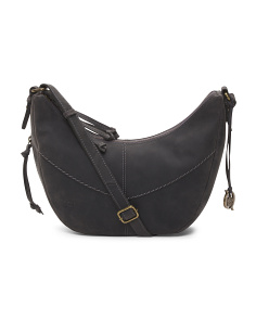 Big Creek Leather Hobo