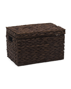 Havana Natural Storage Trunk