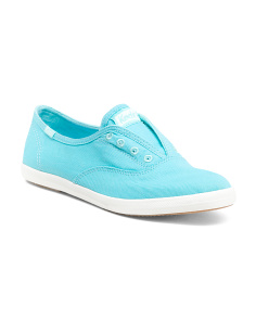 Chillax Slip On Canvas Sneakers