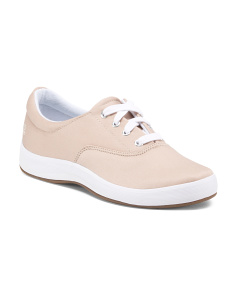 Comfort Canvas Sneakers