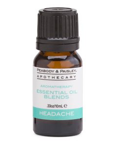 10ml Headache Aromatherapy Oil Blend