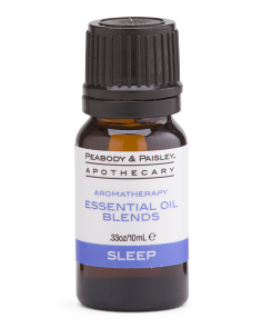 10ml Sleep Aromatherapy Oil Blend