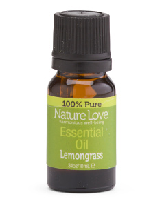 10ml Lemongrass Essential Oil