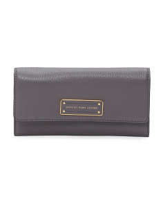 Too Hot To Handle Leather Wallet