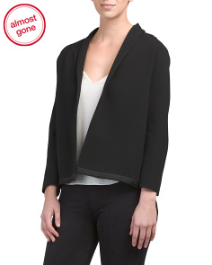 Hatto Relaxed Fit Wool Blazer