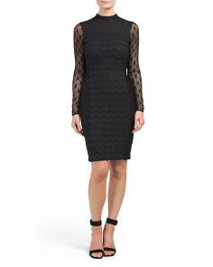 Lara Lace Mix Dress