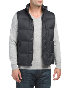 Throttle Quilted Vest