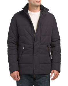 Lybster Quilted Jacket
