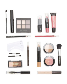 32pc Full Face Makeup Collection