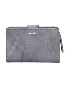 Indie Goes Busy Ness Leather Wallet