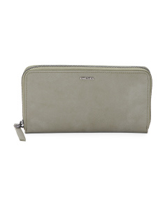 Indie Goes Granato Leather Wallet