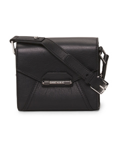 Industrial Jemmiaa Leather Crossbody