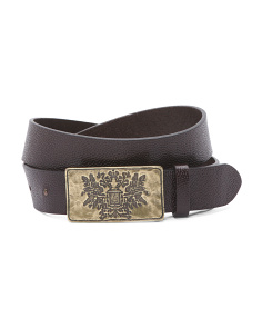 Women's Bales Leather Belt