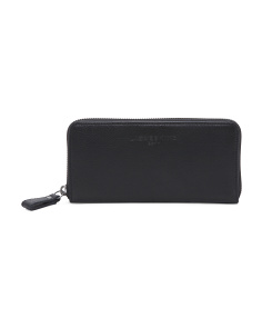 Sally C Continental Leather Wallet