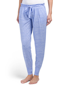 Lounge Joggers With Cuff