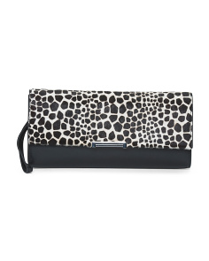 Mara Leather Clutch
