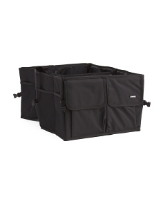 Backseat Foldable Cargo Organizer